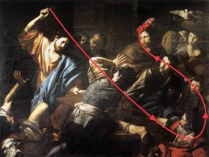 A few thoughts on Valentin de Boulogne