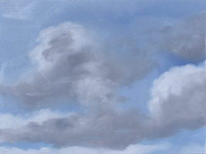 Cloud Study – Cornwall, Looking North East, 19/05/2021