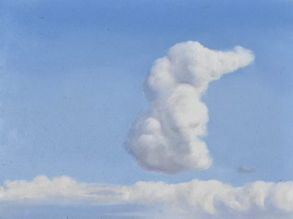 Cloud Study – Looking Towards Trevose From Newquay