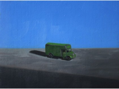 Parked Lorry